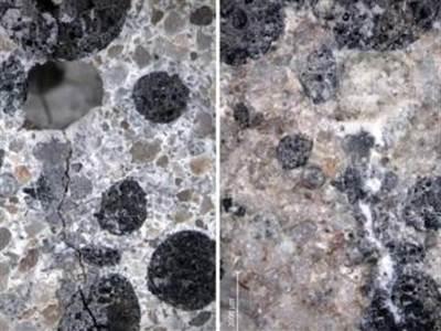 خودترمیمی بتن با استفاده از باکتریهای مسلح به نانوذرات